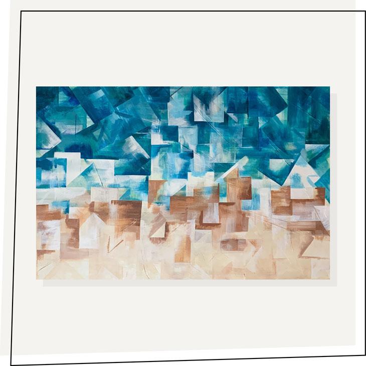 Bird's Eye- Beachin II--Shaina-Hardie-Art---24x36---2019