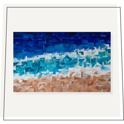 Blue Jewels30×48