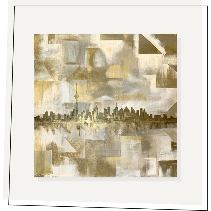 Centre Island---Shaina-Hardie-Art---20x20---2020