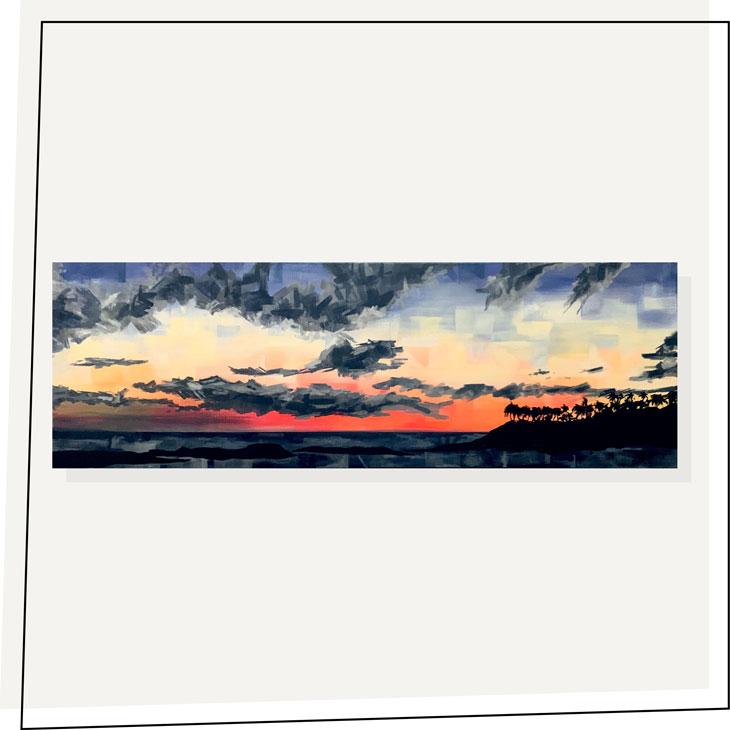 Energy and Peace---Shaina-Hardie-Art---12x36
