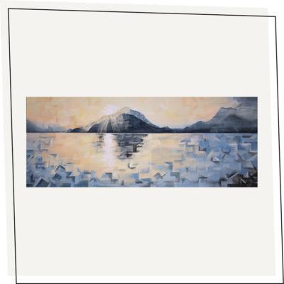 Lake Como16×48