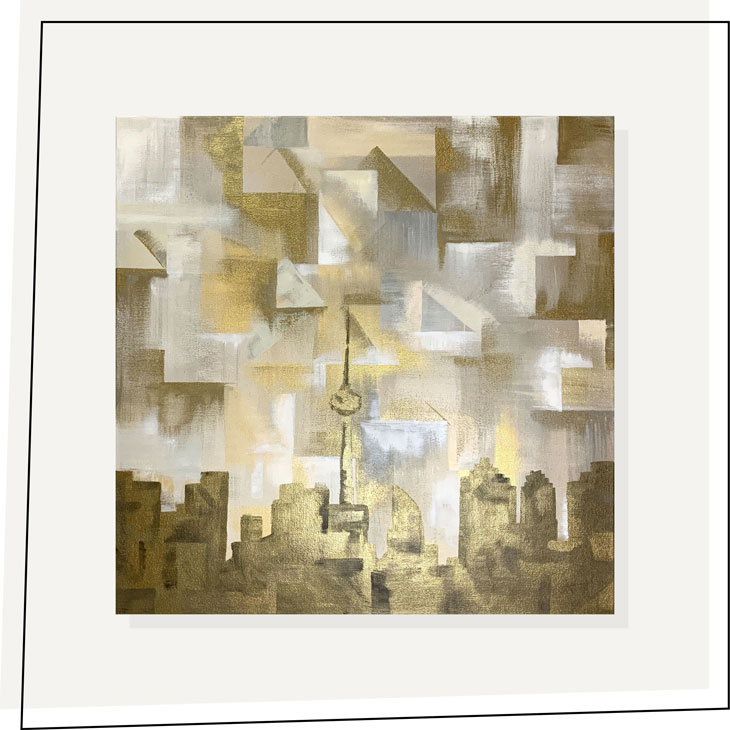 Lakeshore Leslie---Shaina-Hardie-Art---20x20---2020