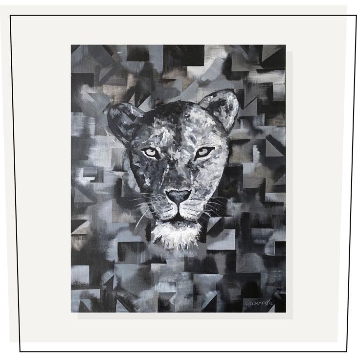 The Queen---Shaina-Hardie-Art---30x24---2020