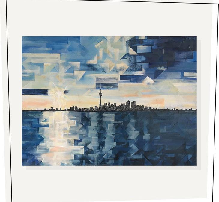 Toronto Blues36×48