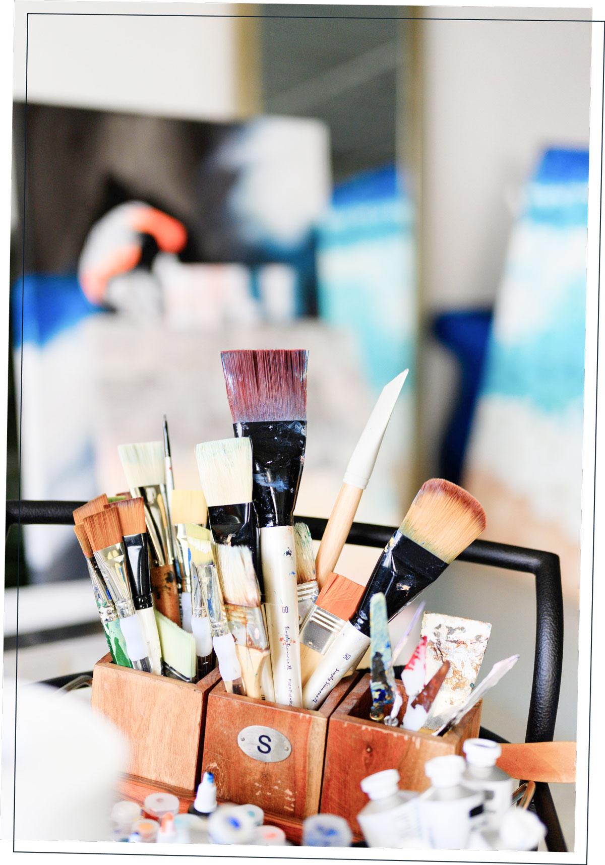 Shaina Hardie Art - Tools